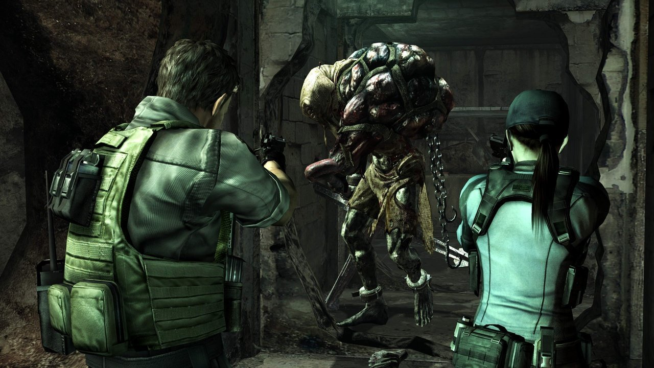 Resident Evil 5 | Binary Messiah - Reviews for Games, Books