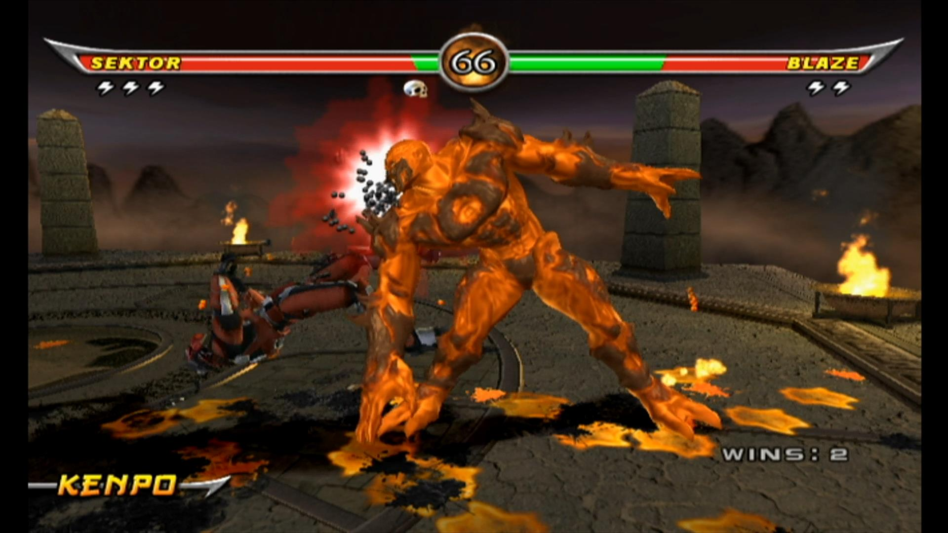 Mortal Kombat: Armageddon | Binary Messiah - Reviews for Games
