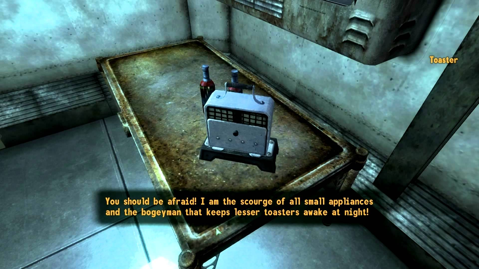 Fallout New Vegas Old World Blues Binary Messiah Reviews For