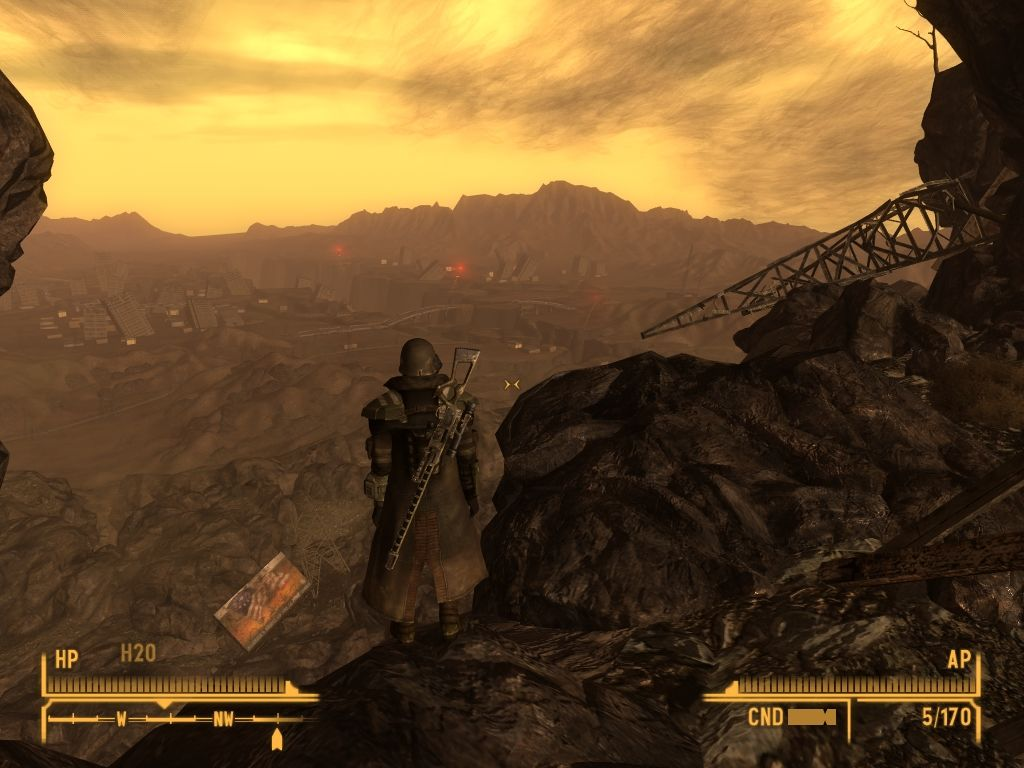 Fallout: New Vegas — Lonesome Road | Binary Messiah
