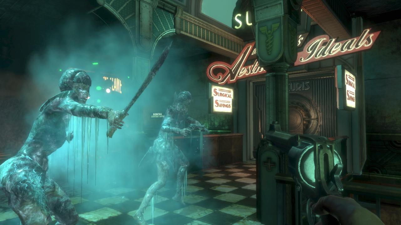 Bioshock binary messiah reviews for games books - Bioshock wikia ...
