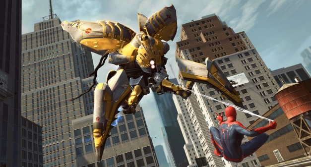 asm-spider-man-vs-a-hunter