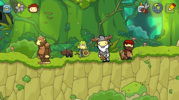 scribblenauts-unlimited-wii-u-E3-2012-screens-6