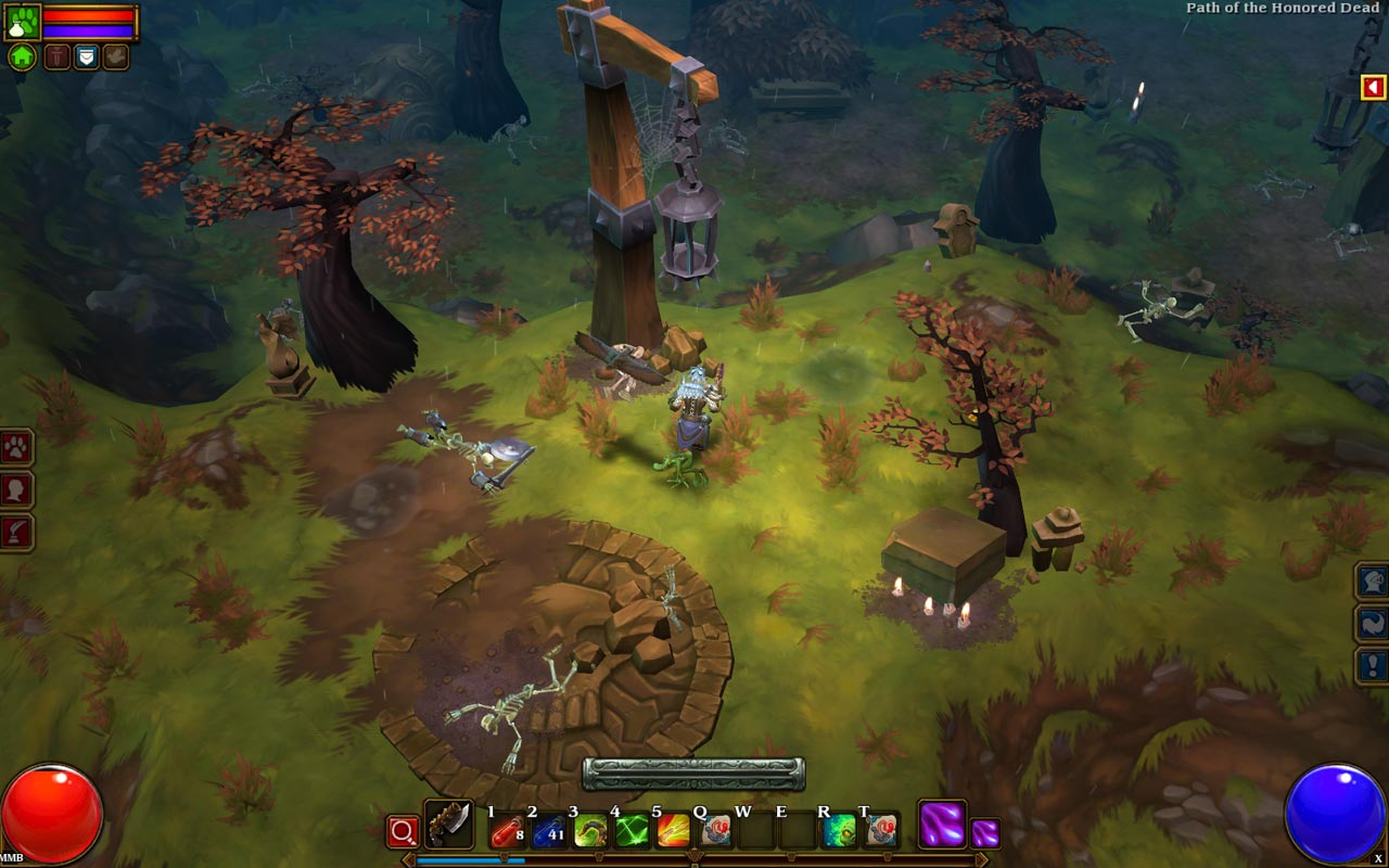 torchlight ii binary messiah reviews for games books gadgets and more. Black Bedroom Furniture Sets. Home Design Ideas