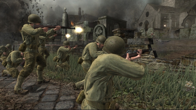 Download Call of Duty 2 PC Game (www.Greedy-Gamers.com) (2)