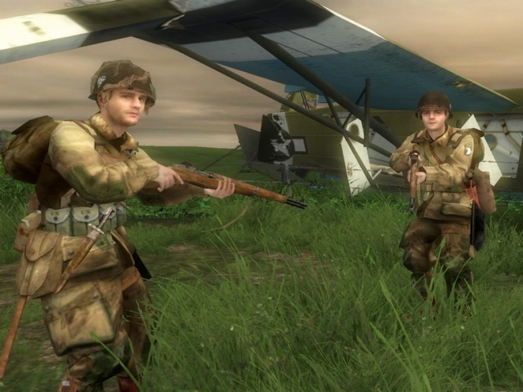brothers in arms | binary messiah - reviews for games, books