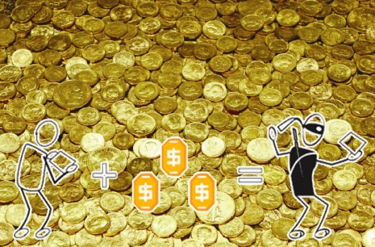 how to spend the division coins for micro transactions