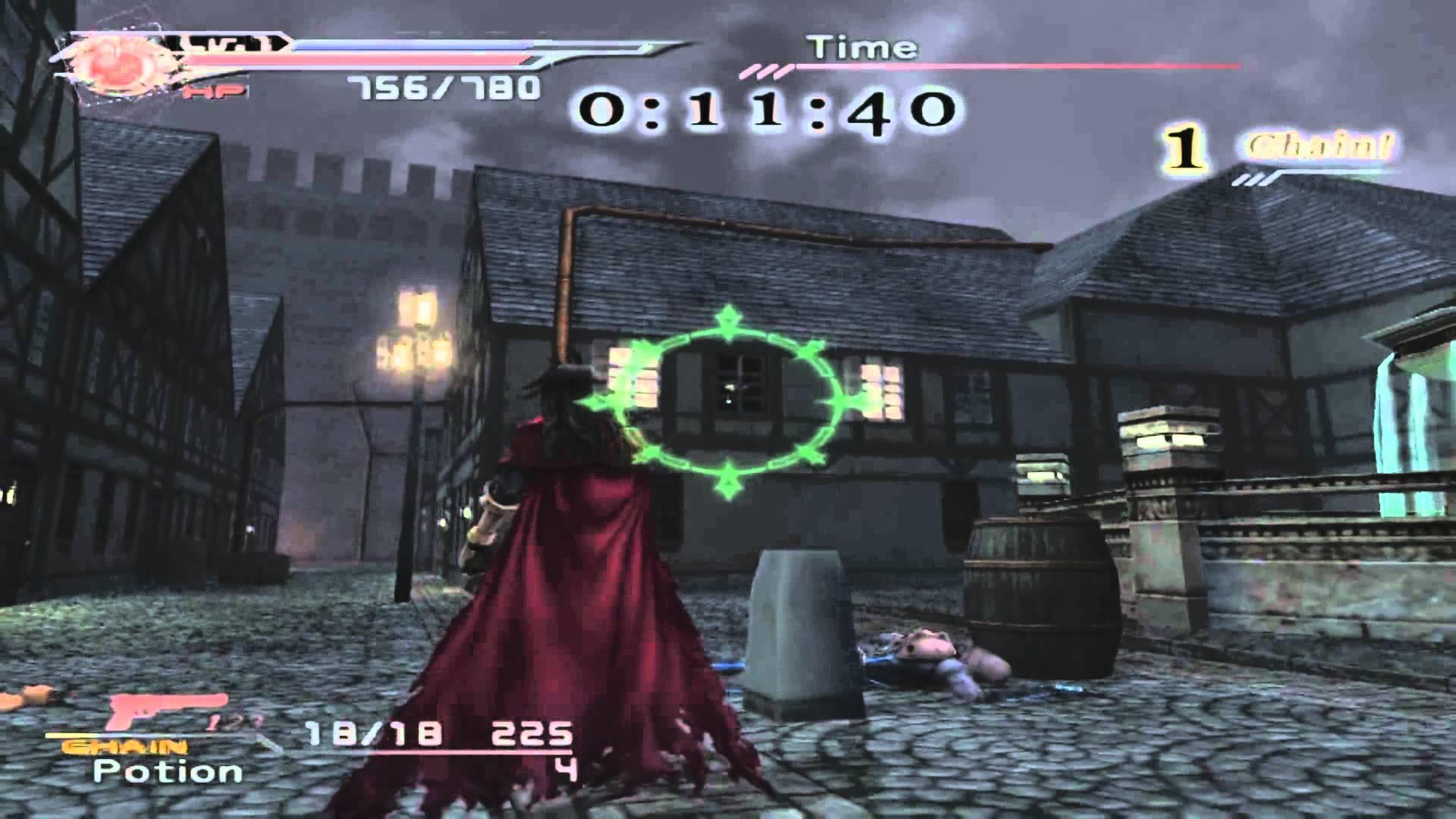 Dirge of Cerberus: Final Fantasy VII | Binary Messiah - Reviews ...