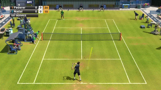 Virtua Tennis 2009 (2)
