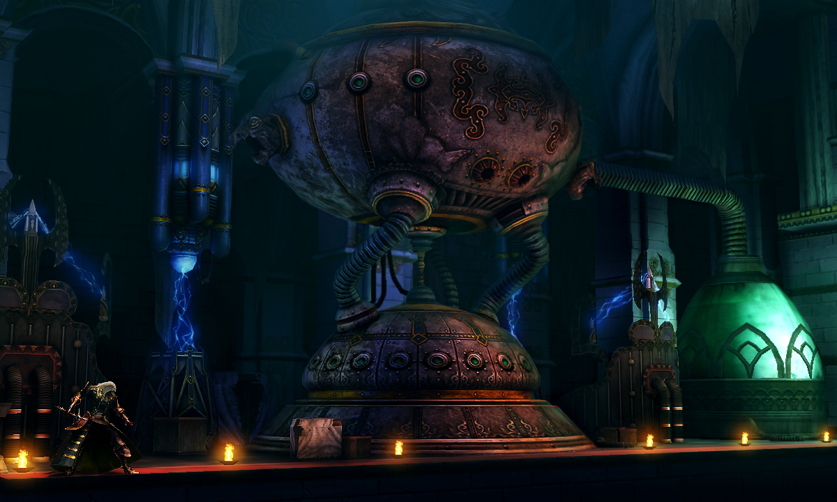 Download Crack castlevania mirror of fate review