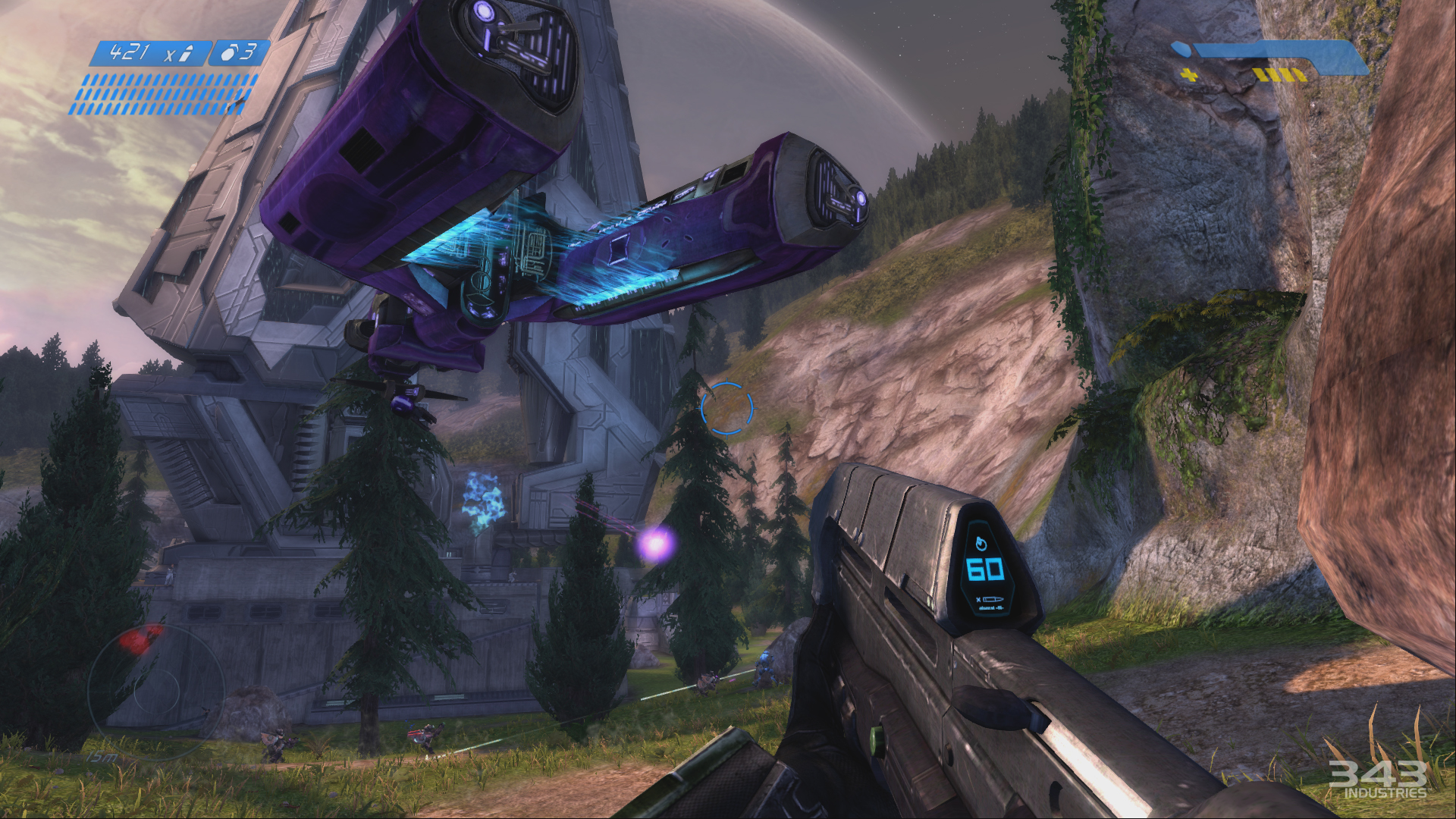 Τα προξενήματα του Halo προσεγγίζουν συνεχώς την αναζήτηση