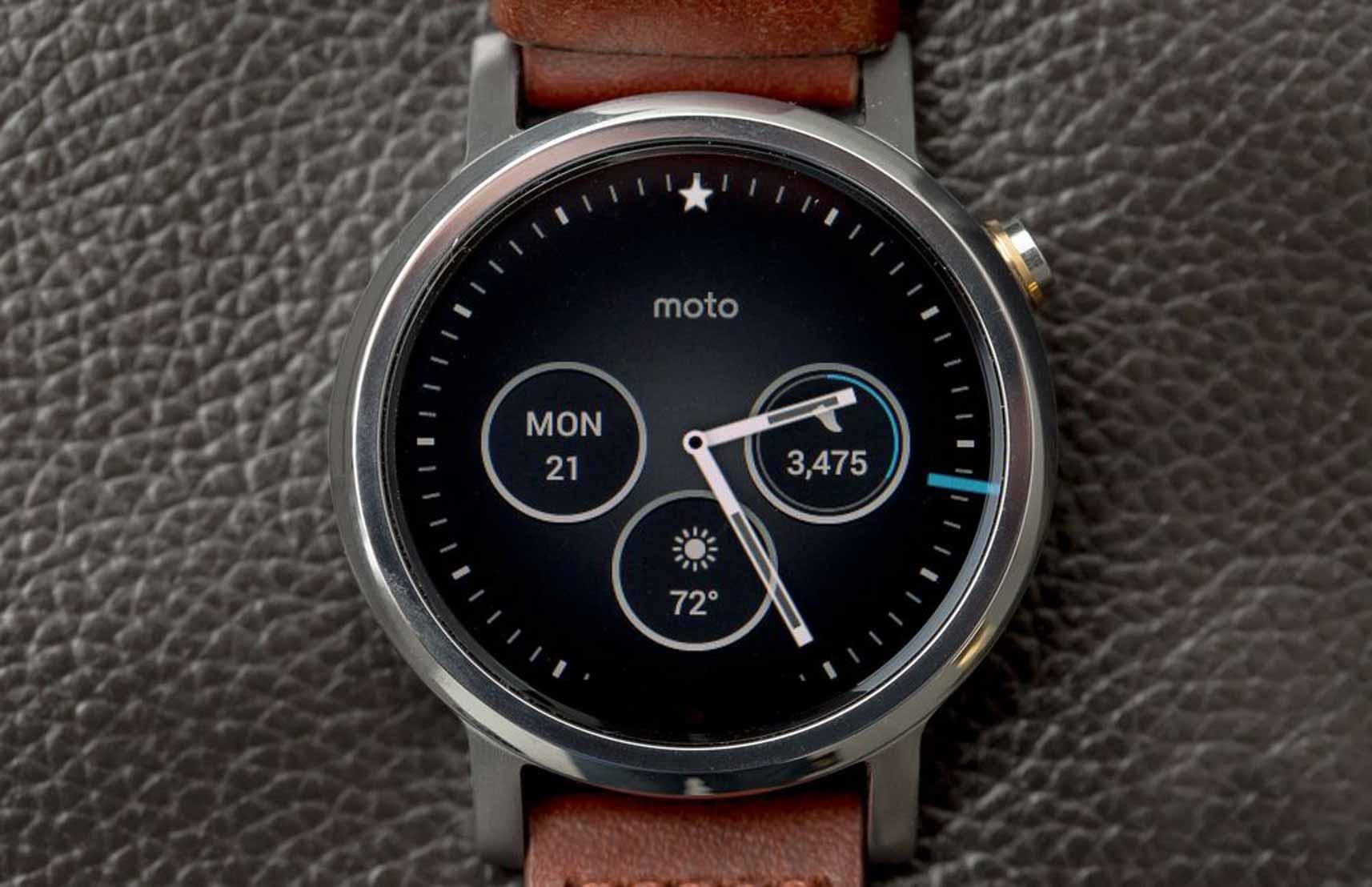Motorola Moto 360 2nd Gen Binary Messiah Reviews For