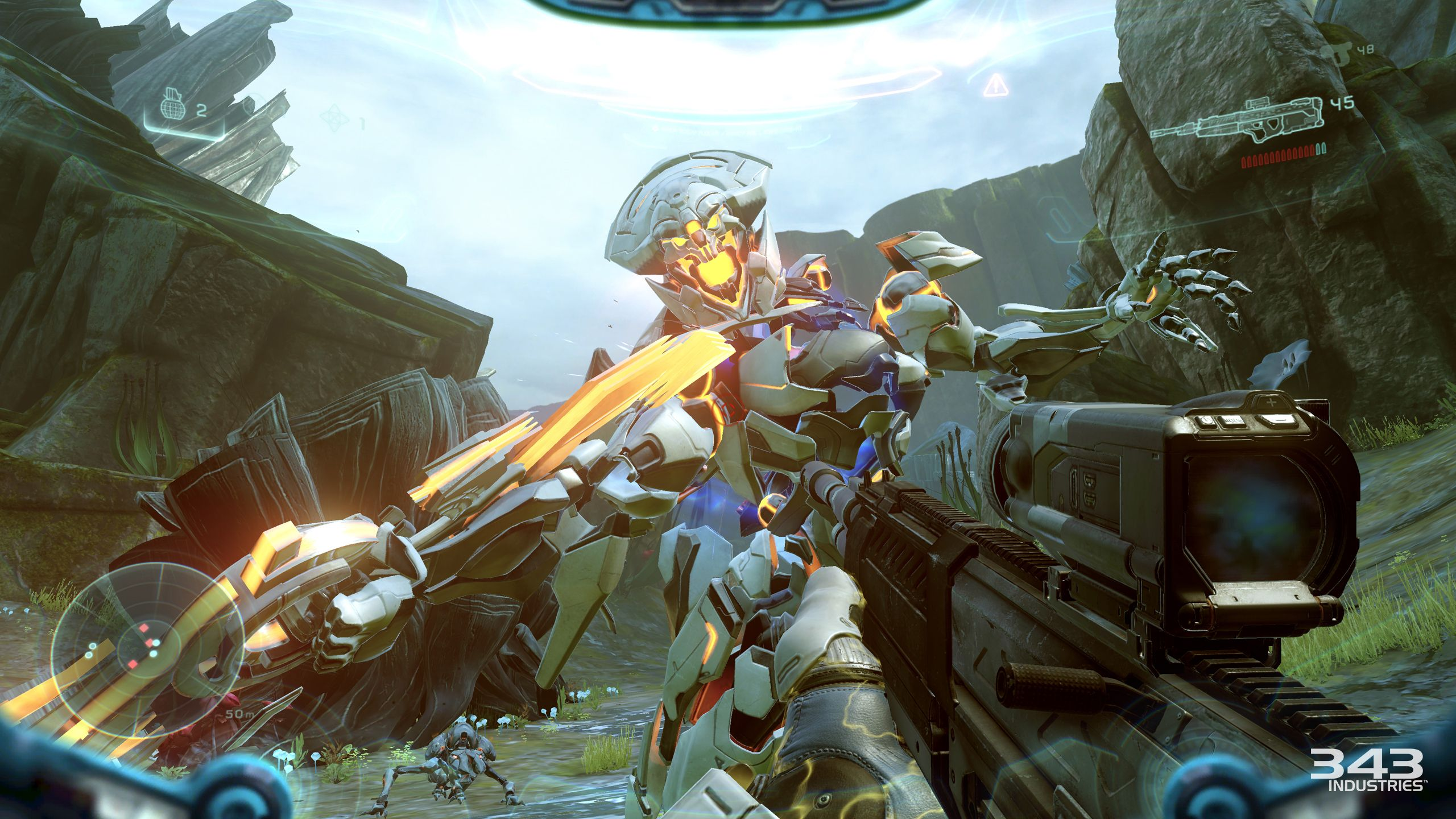 Halo 5: Guardians | Binary Messiah - Reviews for Games