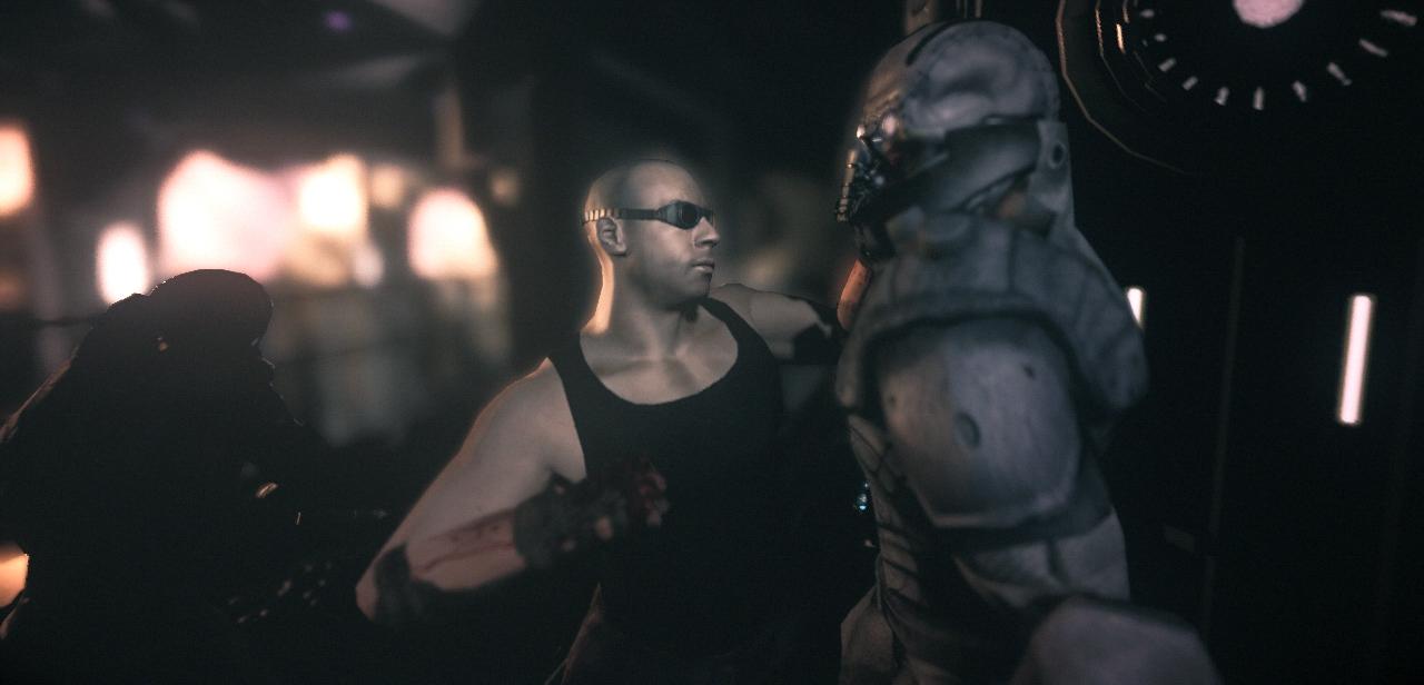 The Chronicles of Riddick Assault on Dark 2