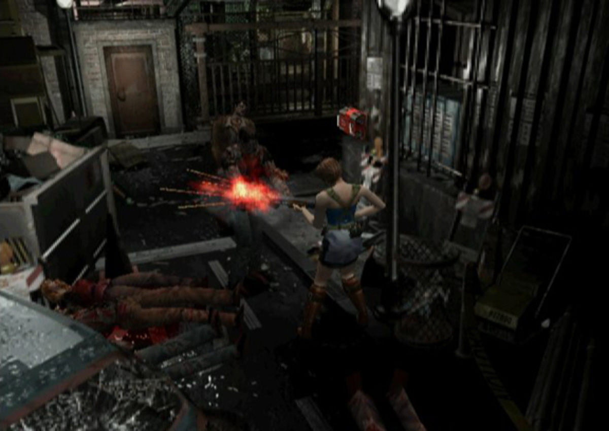 Resident Evil 3 Nemesis Binary Messiah Reviews For Games